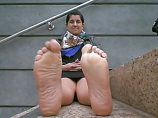 massive wonderful female INDIAN Sole