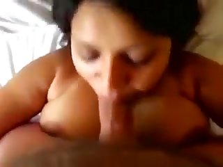 Indian beauty getting milky chap jizz