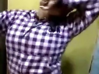 Desi Tamil hotties wild dance