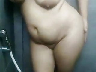 Tamil aunty nude demonstrate for me