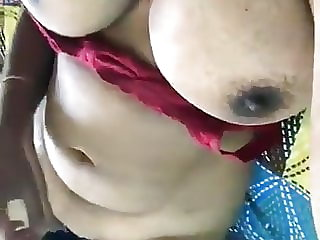 Sri Lankan Aunty Striping