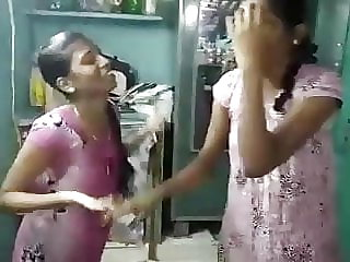 tamil lesibian college femmes with audio (viral-2018)