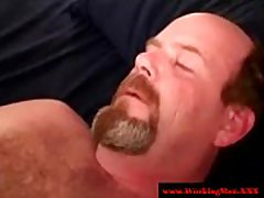 Southern dilfs fuck ass and suck cock