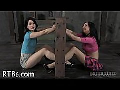 Hotty receives senseless caning