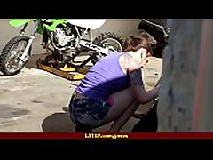 This pervert video is so rough and hard 21