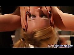 Restrained sub fingered