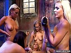 Lesbian Sluts Play And Get Nasty
