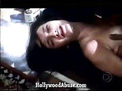 Brazilian anal forced scene