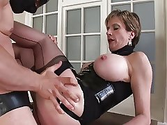 British lady rough sex
