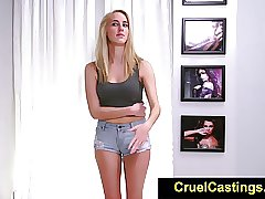 FetishNetwork Cadence Lux model for  audition