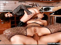 Mary And Lindsay BDSM Play