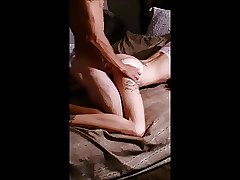 HITTING HER FROM BEHIND AGAIN ROUGH AND FUN SEX CREAMPIE