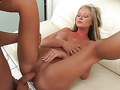 Casey Clover getting cock fucked