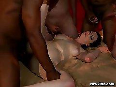 Wild Hoe Sex Spunk Geyser Facialcumshot