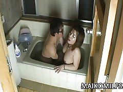 Kana Miyagi - Asian Wifey Lovin That Harsh Romp