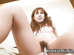 Asian Mummy Yuriko Hiratsuka anxious for some xxx hump