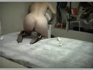 This Babe wasnt awaiting him to bo so masculine and fuck her that hard