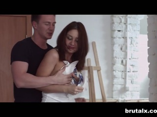 Brian & Lappi Sy in DonT Mess With An Artist - BrutalX