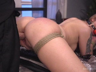 Seth Gamble & Ryan Riesling in The Bad Trick - SexAndSubmission