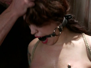 Elizabeth Thorn in This Is Suffering - Edited Live Show - SadisticRope