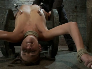 Katie Jordin is about as hot as a girl gets, her smooth sexy tan body and beautiful face sets her apart from girls you see on other bondage sites.