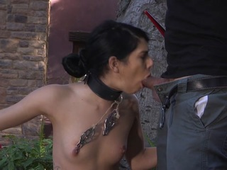 Ramon Nomar,Gina Valentina in Cunt Hunt - SexAndSubmission