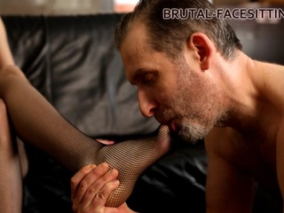 Nikki Haze Clips - Brutal-Facesitting