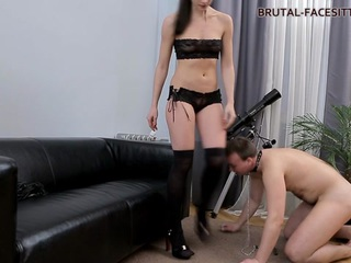 Cassidy Clips - Brutal-Facesitting