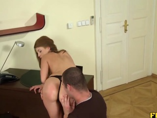 Brutally Fucked In Her Ass