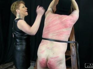 Unmerciful &, Severe Punishments with Lady Zita &, Christine