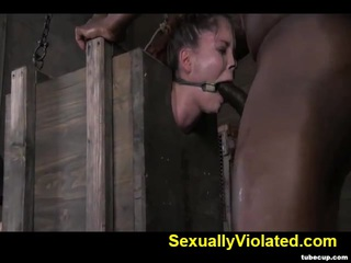 Brutal skull fucking and orgasms 2