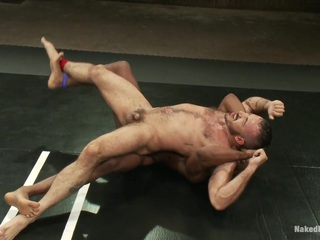 NakedKombat Alessio Romero vs Race Cooper The Friends Match