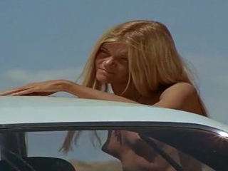 Victoria Medlin,Gilda Texter in Vanishing Point (1971)