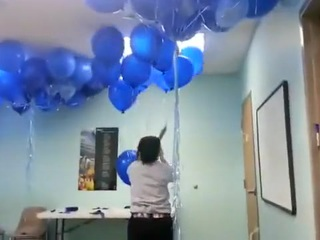 Carissa Balloon Burst