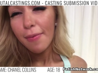 Chanel Collins Video - BrutalCastings