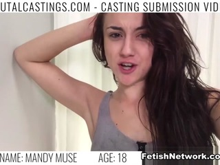 Mandy Muse Video - BrutalCastings