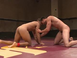 Abel Armbar Archer VS Brock The Big Show Avery