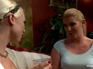 In this fantasy roleplay update Lorelei Lee plays a woman from a small town who has become extremely wealthy and successful but the question is how. Ashley Edmonds flies out to California to visit her old friend only to find out she's selling lesbian sex slaves to bored small town girls and housewives! Amy Brooke returns to Whipped Ass and doesn't disappoint! Tough bondage, spanking, flogging, ass fisting, large strap-on sex, double penetration, multiple intense squirting orgasms and Amy's little rosebud makes a few appearances. For those of you who enjoy brutal lesbian anal sex, this update will not let down.
