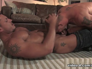 Angelo Marconi & Brenn Wyson in Brutal, Part 1, Scene #04