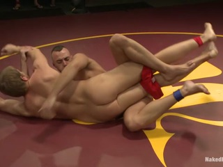 Alex The Axe Adams vs Jessie Cut-Throat Colter - Redemption Match