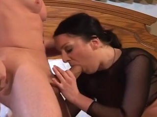 Renee Pornero's Slutty Throat Fucked