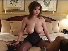 Marina Matsushima - Huge Japan Tits