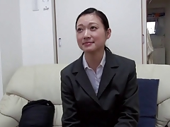 38yr old Reina Nakama Creampied Twice (Uncensored)
