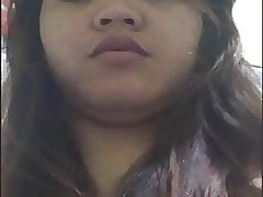 filipino chubby girl camsex in washroom bf -skpe-p1