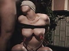 Lovely slave Japanese bondage wife 21