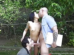 Saya Song's Husband Can't Satisfy Her Pussy Anymore