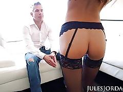 Jules Jordan - Teen Vina Sky is A Very Naughty Asian Slut