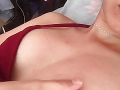 Asian nipple squeeze
